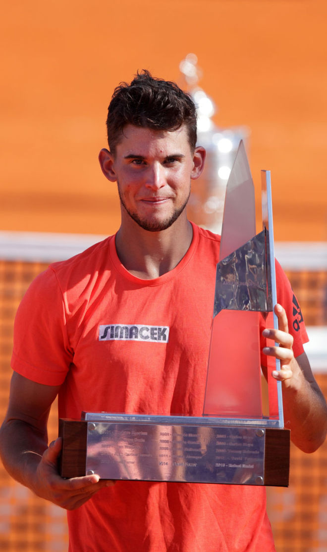 DOMINIC THIEM Argentina Open