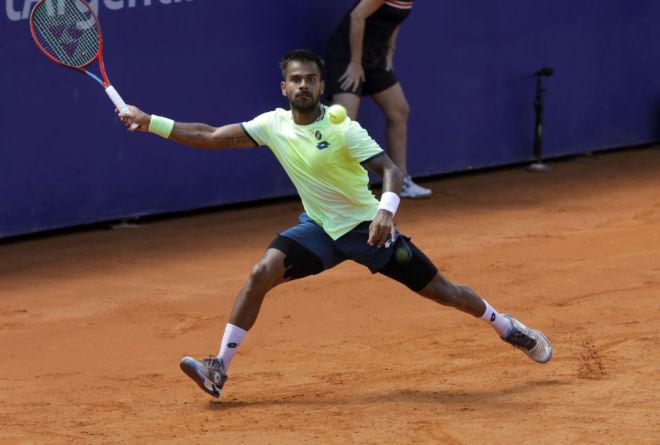 Sumit Nagal - Argentina Open 2021PH: Oscar Roberto Castro - @robycomby